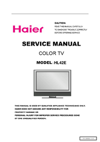 Haier-3611-Manual-Page-1-Picture