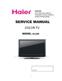Haier-3612-Manual-Page-1-Picture