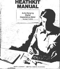 Service and User Manual Heathkit IT-2250