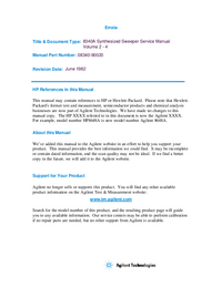 HewlettPackard-1754-Manual-Page-1-Picture