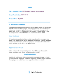 HewlettPackard-4850-Manual-Page-1-Picture