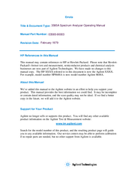 HewlettPackard-4891-Manual-Page-1-Picture