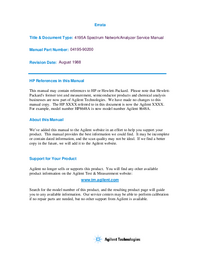 HewlettPackard-4900-Manual-Page-1-Picture
