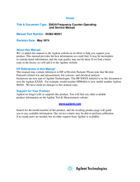 HewlettPackard-6819-Manual-Page-1-Picture