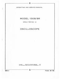 Manual de serviço HewlettPackard 13OB