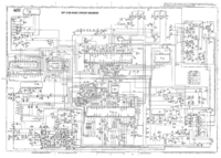 Cirquit Diagramma Hitachi CPT-2199