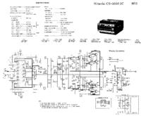 Cirquit Diagramma Hitachi CS-1050