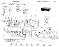 Schema Hitachi TM-1000 1C
