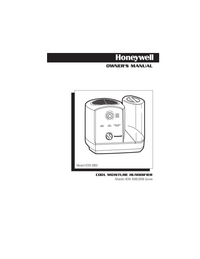 User Manual Honeywell HCM-2000