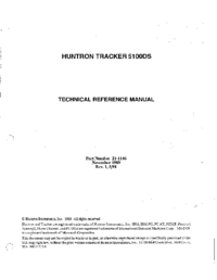 Huntron-5654-Manual-Page-1-Picture