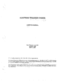 Huntron-5655-Manual-Page-1-Picture