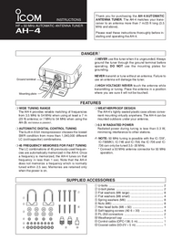 Icom-6904-Manual-Page-1-Picture