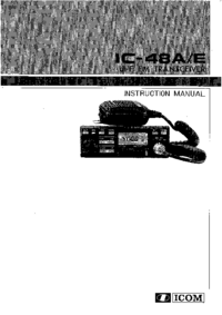Icom-7461-Manual-Page-1-Picture