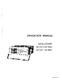 Iwatsu-6699-Manual-Page-1-Picture