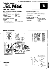 JBL-38-Manual-Page-1-Picture