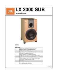 JBL-9832-Manual-Page-1-Picture