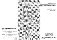 Manual del usuario JRC NRB-2J