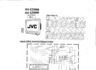 Cirquit Diagram JVC AV-S250M