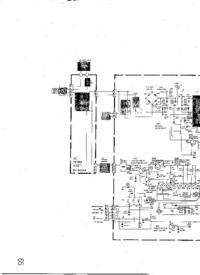 Cirquit Diagrama JVC AV-20ME