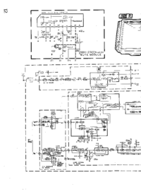 Cirquit Diagram JVC AV-25F1EG