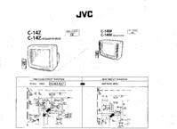 Diagrama cirquit JVC C-14W