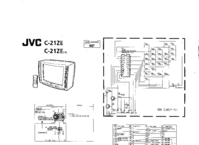 Diagrama cirquit JVC C-21ZE