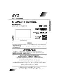 Bedienungsanleitung JVC LT-22DE72