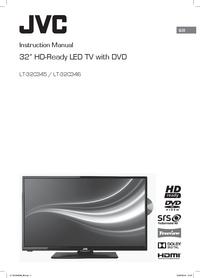 Manual de servicio JVC LT-32C345