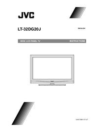 User Manual JVC LT-32DG20J