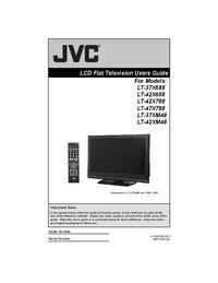 Gebruikershandleiding JVC LT-42XM48
