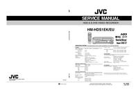 Servicehandboek JVC HM-HDS1EU