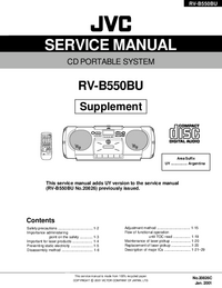 JVC-288-Manual-Page-1-Picture