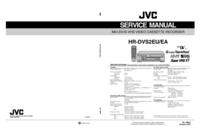 Serviceanleitung JVC HR-DVS2EU/EA