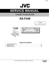 JVC-3433-Manual-Page-1-Picture