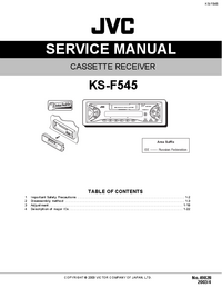 JVC-3434-Manual-Page-1-Picture