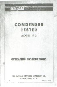 Manual do Usuário, Cirquit Diagrama Jackson 112
