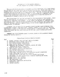 Servizio e manuale utente Johnson Viking Ranger