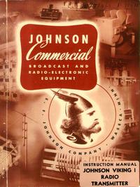 Service et Manuel de l'utilisateur Johnson Viking 1