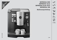 Руководство пользователя Jura IMPRESSA M30