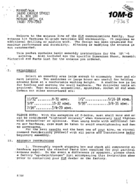 KLM-5475-Manual-Page-1-Picture