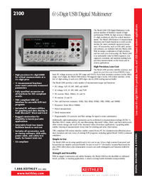 Keithley-5589-Manual-Page-1-Picture