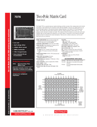 Keithley-5604-Manual-Page-1-Picture