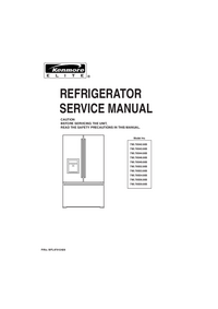 Service Manual Kenmore 795.78549.805
