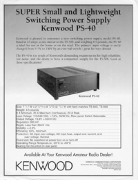 Kenwood-10752-Manual-Page-1-Picture