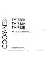 Kenwood-10788-Manual-Page-1-Picture