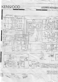 Cirquit Diagramma Kenwood KA-32