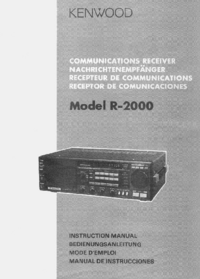 Kenwood-2611-Manual-Page-1-Picture