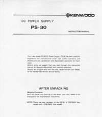 Kenwood-8361-Manual-Page-1-Picture