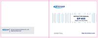 Gebruikershandleiding Kirisun DP-405