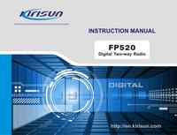 User Manual Kirisun FP520